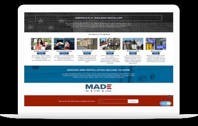 US Post Company Website