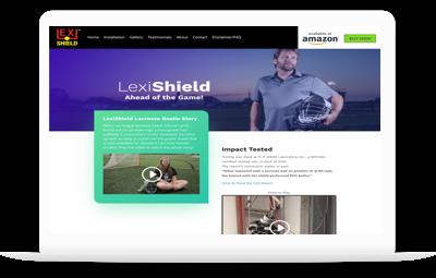 Lexi Shield Website