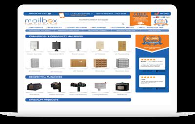 Mailbox Emporium Website